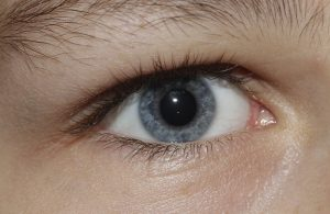 Pupille Auge