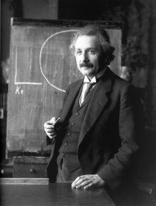 Albert einstein teacher