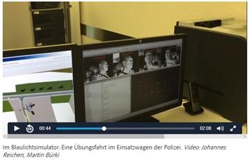 Eye-tracking software fahrschule