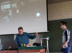 Jürgen Bluhm lecture
